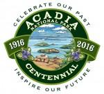 AcadiaCentennialLogoFinal