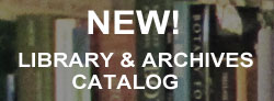 library & archives catalog